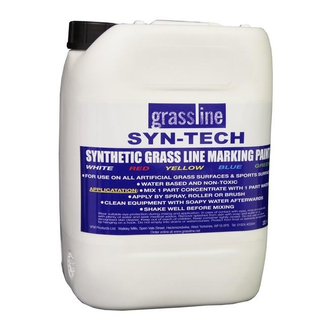 Grassline Syn Tech Synthetic Line Marking Paint Grassline