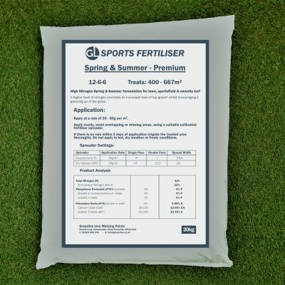 12-6-6 Fertiliser Product